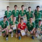 Команда ДЮСШ з волейболу
